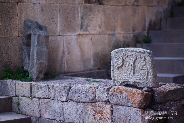 Татевский монастырь, Армения, Элементы  1