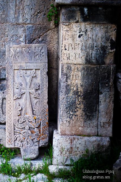 Татевский монастырь, Армения, Элементы  2