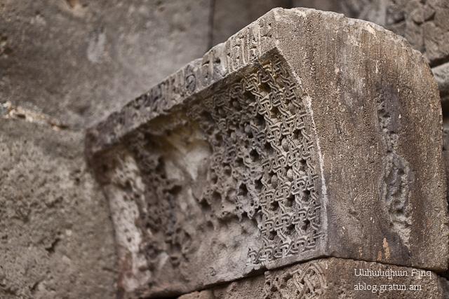 Татевский монастырь, Армения, Элементы  6