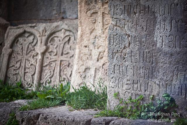 Татевский монастырь, Армения, Элементы  4