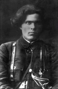 Երիտասարդ Նեստոր Մախնոն