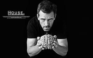 բժիշկ Հաուս, ուղեղը ձեռքին