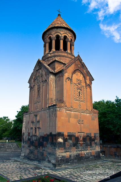 Եղվարդ. Ս. Աստվածածին եկեղեցի