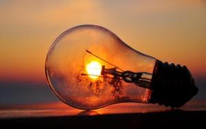 Արևն ու լամփուշկեն