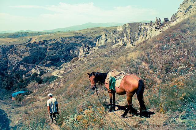 Դեպի Խնձորեսկ, լուսանկար