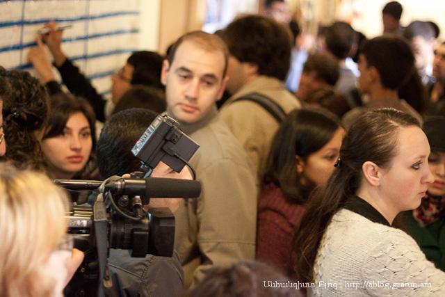Բարքեմփ Գյումրի 2012