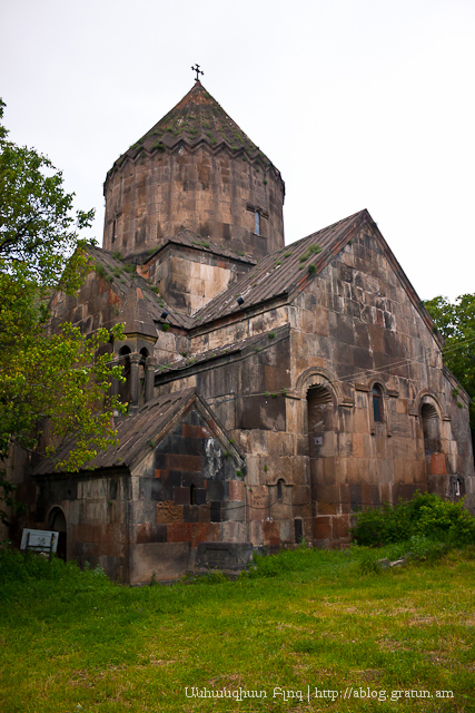 Բջնո Վանք - սբ.Աստվածածին եկեղեցի 1031թ