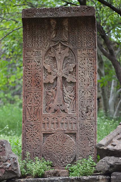 Բջնո Վանք - խաչքար