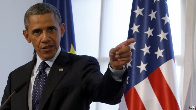 Օբամա, կեղծ լուսանկար