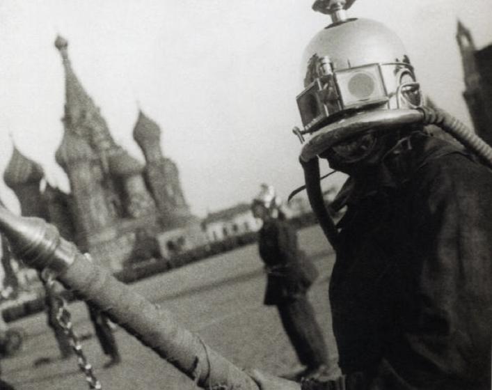 Ռուսական հրշեջ․ 1930թթ