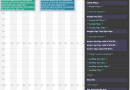 CSS բոքսային մոդել CSS (box model)